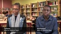 Parcours Avenir / Témoignages des élèves sur l'orientation