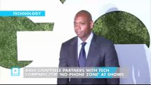 Dave Chappelle partners with tech company for 'no-phone zone' at shows