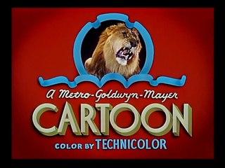 توم و جيري, 4 الحلقة الخائفة القط 1942
