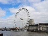 London Eye , Westminster Bridge - London