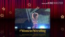 WWE NXT 2015.12.02 Nia Jax vs Blue Pants + Emma vs Liv + Nia Jax attacks Bayley HD