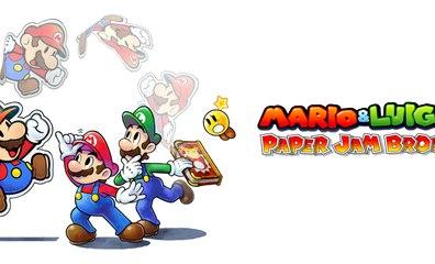 Mario & Luigi : Paper Jam Bros | Trailer Gameplay HD 1080p 30fps - E3 2015