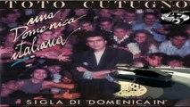 Una Domenica Italiana - Toto Cutugno 1987 (Facciate:2)