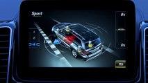 Mercedes-Benz GLS 400 4MATIC Infotainment System