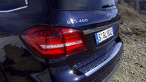 Mercedes-Benz GLS 400 4MATIC Exterieur Design