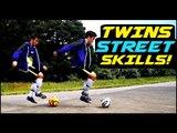 SkillTwins CRAZY Nutmeg⁄Panna Skill vs. Football Professional Player! ★Cristiano Ronaldo - The Gold Man - Skills,Passes and Goals -  HD Cristiano Ronaldo & Isco Alarcón - The Amazing Duo -  HD