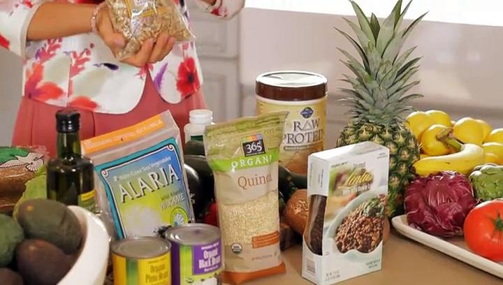 Eating Healthy for Vegetarians