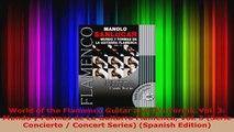 Read  World of the Flamenco Guitar and Its Forms Vol 3 Mundo y Formas de La Guitarra Flamenca Ebook Free
