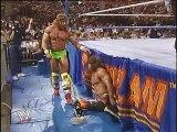 WWF SummerSlam 1989 - Rick Rude Vs. The Ultimate Warrior