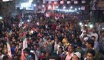 MQM Quaid Altaf Hussain address to Election Gathering in Mehmoodabad - Karachi