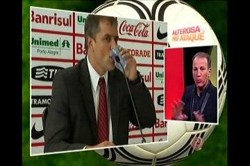 Diego Aguirre é o novo técnico do Atlético