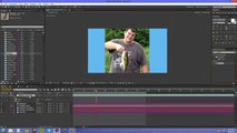 After Effects Tutorial: Fade in Fade Out Effect | After