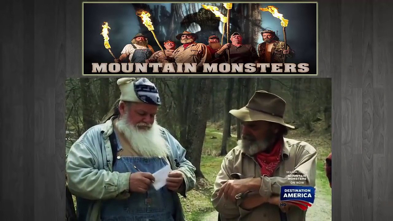 Mountain Monsters ᴴᴰ | S01E06 | Lizard Demon of Wood County