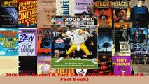 Read  2006 NFL Record  Fact Book Official NFL Record  Fact Book EBooks Online