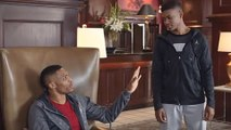 Russell Westbrook Trolls Jalen Rose in New Footlocker Commercial