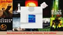 PDF Download  Aerodynamics of Wind Turbines 2nd edition Download Full Ebook