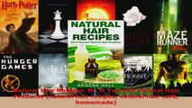 Read  Natural Hair Recipes Do It Yourself Natural Hair Products natural hair recipes natural Ebook Free