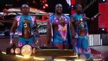 Reigns Ambrose The Usos vs Sheamus Barrett Rusev Del Rio New Day Raw Nov 30 2015