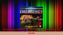 PDF Download  Emergency Medical Responder First Responder in Action with Student CDROM Student DVD and Read Online