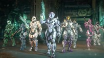 "HALO 5 Guardians | ""Game Awards 2015"" Multiplayer Trailer (Xbox One)"