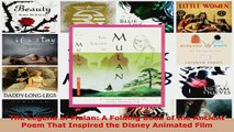 Download  The Legend of Mulan A Folding Book of the Ancient Poem That Inspired the Disney Animated PDF Online