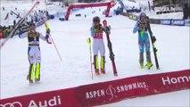 Slalom F, Aspen (29 novembre 2015, 2nd des 2 slaloms), 2nde manche