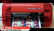Machines for produce Samsung Galaxy S6 Edgestickers for mobile phones