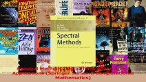 Read  Spectral Methods Algorithms Analysis and Applications Springer Series in Computational Ebook Free