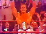 Shawn Michaels as Hulk Hogan