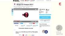 Le slip français et Kiss kiss Bank Bank proposent le bonnet du Téléthon dessiné par Jean-Paul Gaultier ! - 2015/12/04