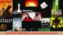 Download  BURNING BRIDGES by Tyrone Wesley Stringer PDF Free