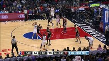 Blake Griffin Drops 37 on Sacramento