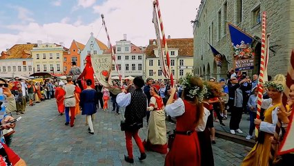 Tallinn's must see sights