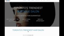 Want To Make Your Hair Stylish Get Help Of Expert Hair Salon In Toronto Ontario