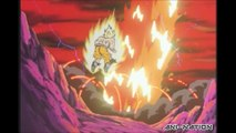Explosion de la planète Namek dans Dragon Ball Z