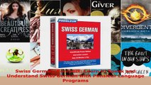 Download  Swiss German Compact Learn to Speak and Understand Swiss German with Pimsleur Language Ebook Free