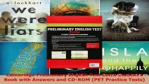 Cambridge Preliminary (PET) Test, Paper 3 Speaking - video dailymotion