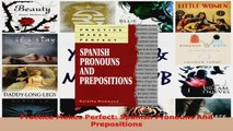 Read  Practice Makes Perfect Spanish Pronouns And Prepositions PDF Free
