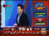 How Elections Are Rigged In Karachi - Fikhar Telling His Own Story In Live Show