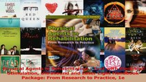 PDF Download  Physical Agents in Rehabilitation  Text with Electrical Stimulation Ultrasound and Laser PDF Full Ebook