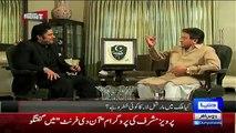 Pervez Musharraf Bashing & Making Fun of Nawaz Sharif For Sitting With Modi Like An Old Friend