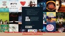 Read  Gagana Samoa A Samoan Language Coursebook Samoan Edition EBooks Online