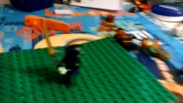 LEGO Ninjago Masters of Spinjitzu odc 9 Porwanie Nyi