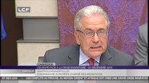 Travaux de l'Assemblée : Audition conjointe de Dimítris Avramópoulos, commissaire européen chargé de la migration