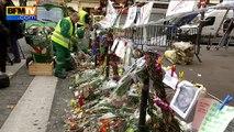Attentats du 13 novembre: Paris va archiver les messages d'hommage aux victimes