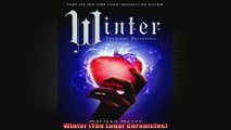 Winter The Lunar Chronicles
