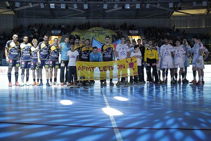 SRVHB/Chambéry: Les réaction d'après-match