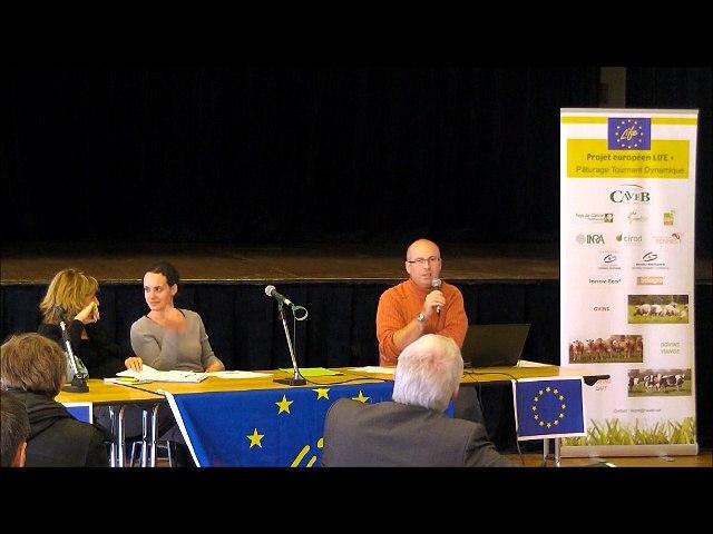 Présentation des actions du Pays de Gâtine (SMAEG) - Séminaire Life PTD du 15 Octobre 2015 au Tallud (79)
