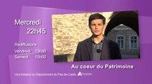 Bande annonce Au coeur du patrimoine - Boulogne-sur-Mer - Pas-de-Calais -Wéo