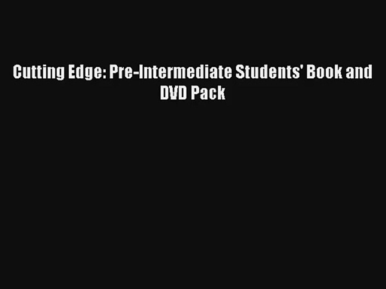 cutting edge elementary workbook pdf download